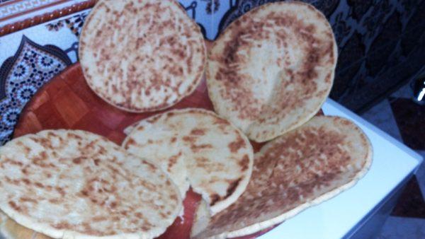 Algerian bread
