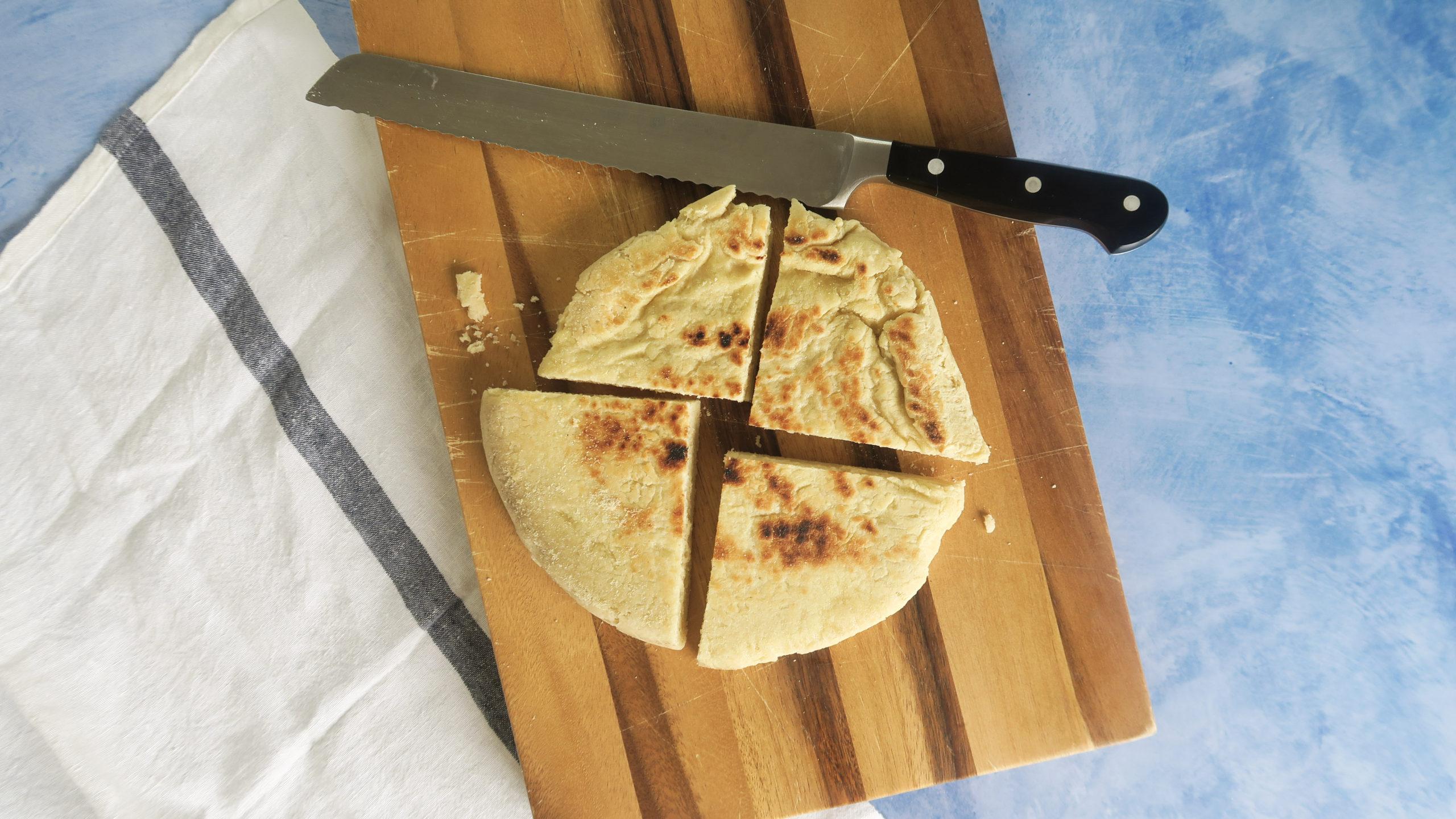 Algerian semolina bread | Kesra