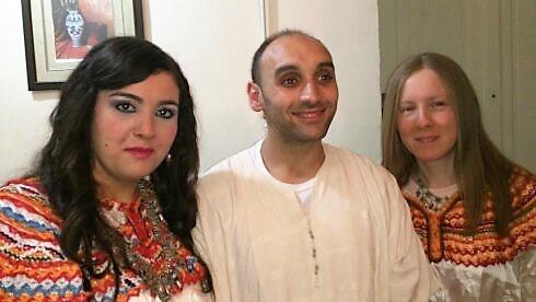 Algerian wedding