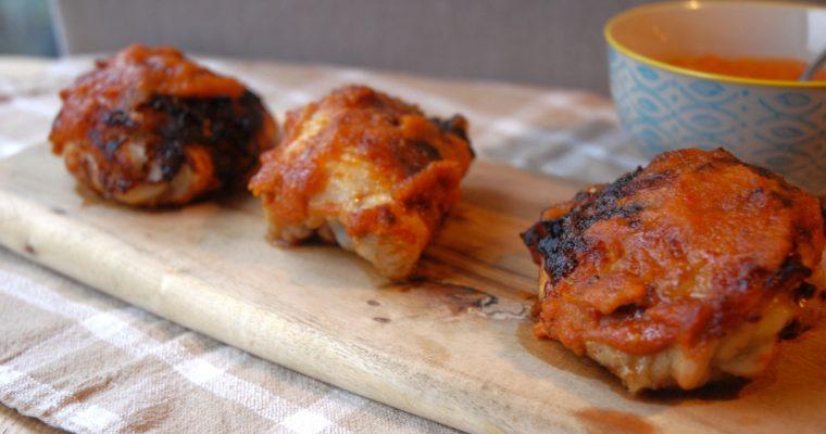 BBQ Chicken Anguillan Style