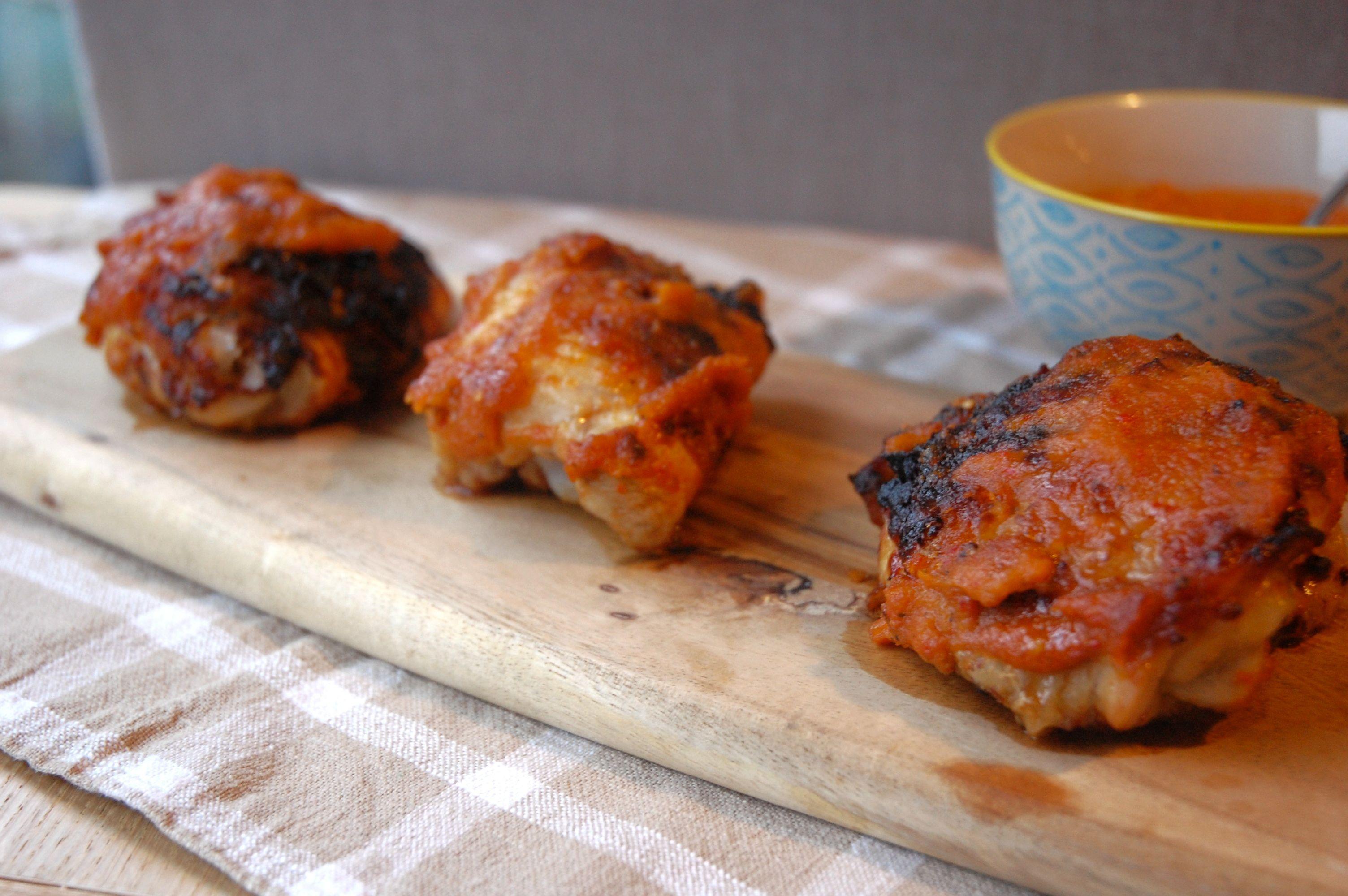 BBQ Grilled Chicken Anguillan-Style