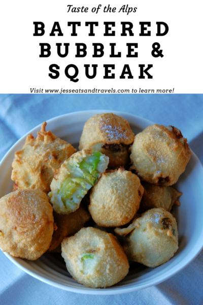 Bubble and squeak balls