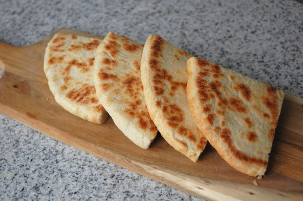 Algerian Semolina Bread