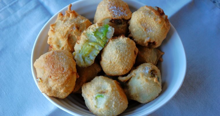 Battered Bubble and Squeak