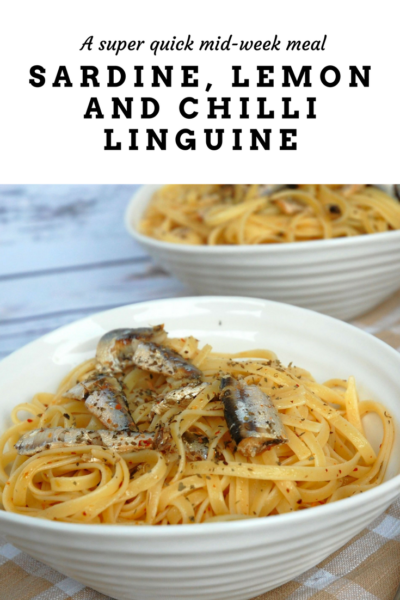 Sardine Linguine