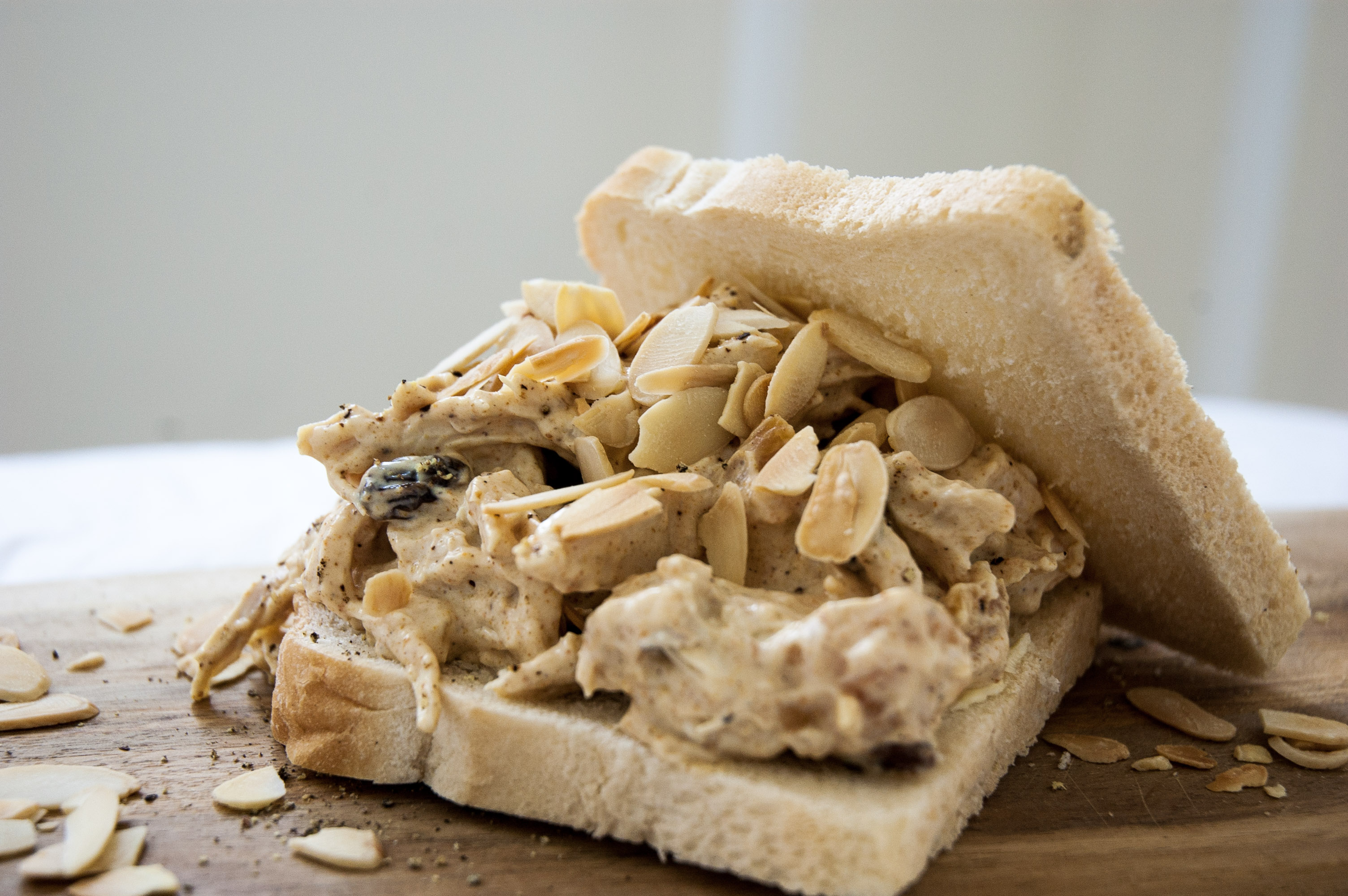 Fruity Coronation Chicken