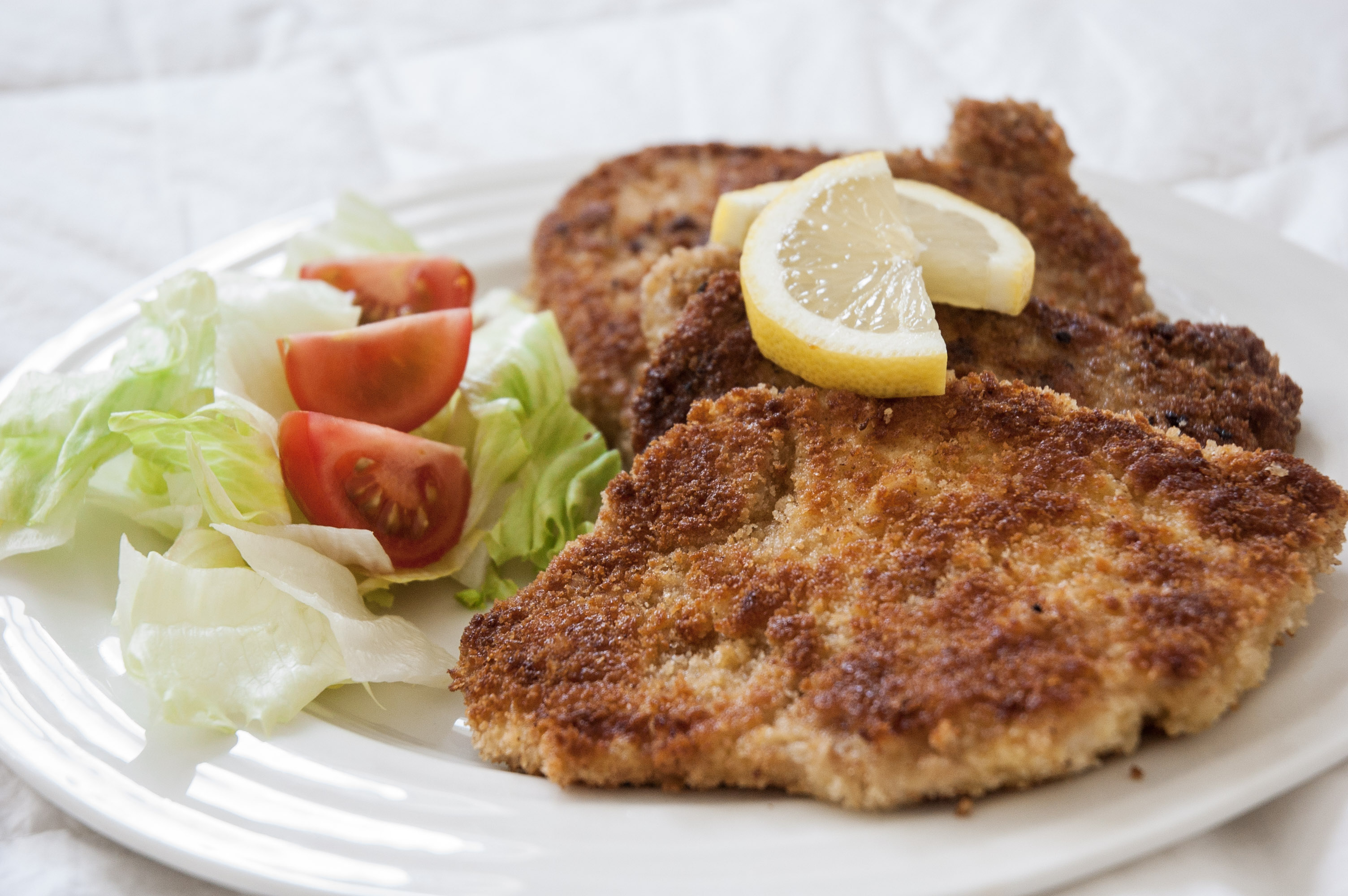 The best pork schnitzel recipe