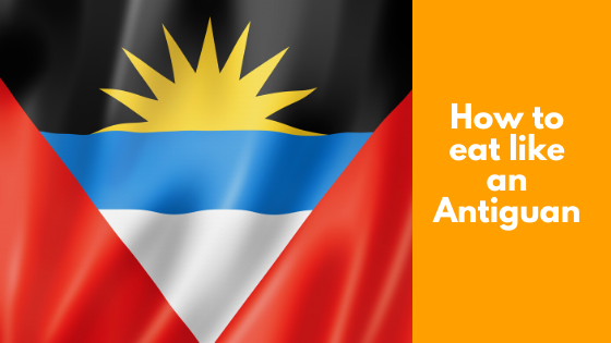 Antiguan flag