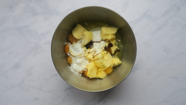 Put all the ingredients into a bowl