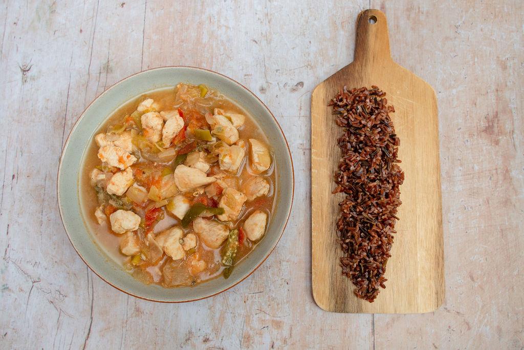 Slow-cooker Bhutanese Spicy Chicken Stew | Jasha Maroo